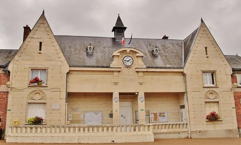 Mairie de Barisis Aux Bois