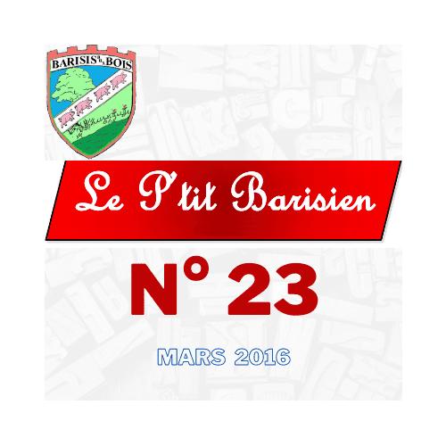 Le ptit Barisien 23
