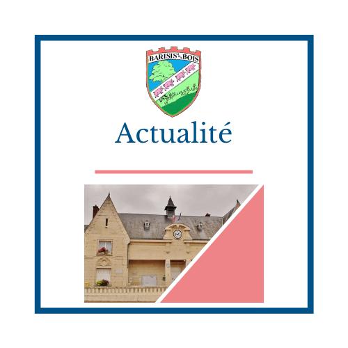 Actualité - Mairie de Barisis Aux Bois